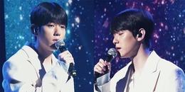 SM đăng tải màn cover siêu hit 'Rain' của Baekhyun tại concert The Station khiến EXO-L phát sốt