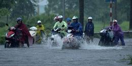 Tin bão mới nhất: Bão số 4 đổ bộ vào Thanh Hoá và suy yếu thành áp thấp nhiệt đới