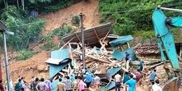 Thanh Hóa: 3 người chết và mất tích, hàng nghìn ngôi nhà bị sập và ngập sâu trong nước lũ