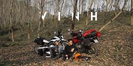 Hành trình xuyên Việt 'chất lừ' của hai chàng trai Hà Nội đầy ắp nhiệt huyết tuổi trẻ