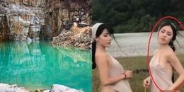 """Vụ chụp ảnh phản cảm ở """"Tuyệt tình cốc"""": Xử lý điểm du lịch tự phát"""