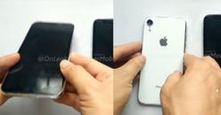Rò rỉ hình ảnh Iphone X Plus và Iphone 9 với 3 camera sau khiến dân mạng phát sốt