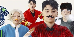 Seungri chơi 'lầy', thực hiện video trình diễn '1,2,3!' bằng chục thứ tiếng hớp hồn V.I.P quốc tế