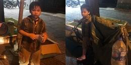 Nhói lòng nghe bé trai 9 tuổi kể chuyện nhặt ve chai suốt đêm để có tiền mua thuốc cho mẹ