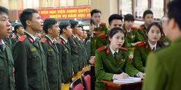 Học viện Cảnh sát và Học viện An ninh tuyển sinh bổ sung