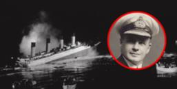 Những lời 'thú tội' đầy nước mắt của phó thuyền trưởng tàu Titanic vào đêm định mệnh