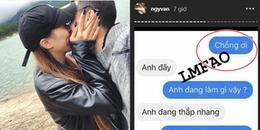 yan.vn - tin sao, ngôi sao - Chỉ mới yêu vài tháng nhưng Huỳnh Anh đã được bạn gái xinh đẹp gọi là