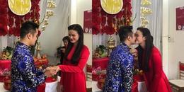yan.vn - tin sao, ngôi sao - Á quân Next Top Tuyết Lan hôn chồng đại gia đắm đuối trong đám cưới