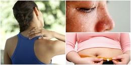 Những dấu hiệu cho thấy cơ thể bạn đang bị tích tụ quá nhiều độc tố