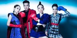 Tung bộ ảnh 'Chiến binh', Top 3 của Tóc Tiên đã sẵn sàng trước thềm Liveshow của Giọng hát Việt 2018