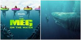 Cá mập 'The Meg' đánh bại Tom Cruise, dẫn đầu top 10 phim ăn khách