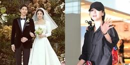 Song Joong Ki - thanh niên cuồng vợ nhất Kbiz: Đã khen vợ công khai lại tặng đồ đôi trị giá cả tỉ
