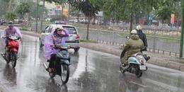 Vùng áp thấp mạnh lên thành áp thấp nhiệt đới trên biển Đông, miền Bắc sắp mưa to