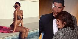 Đừng tưởng làm vợ Ronaldo mà dễ, sinh con rồi mà vẫn bị mẹ chồng hoạnh họe không nhận