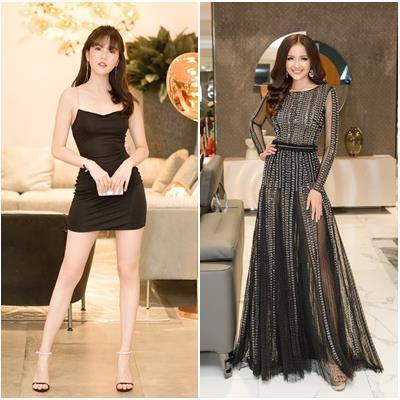 Ngọc Trinh trở lại với mái ngố, đọ sắc cùng bộ ba Hoa hậu Siêu quốc gia
