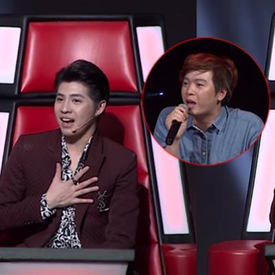 Noo Phước Thịnh tái mặt khi bị nhạc sĩ