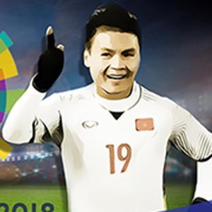[Tường thuật trực tiếp] Olympic Việt Nam - Olympic Nepal: Giành lại ngôi đầu từ tay người Nhật