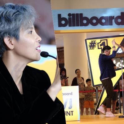 Thanh Bùi, Vũ Cát Tường ngồi ghế giám khảo cuộc thi Billboard Vietnam