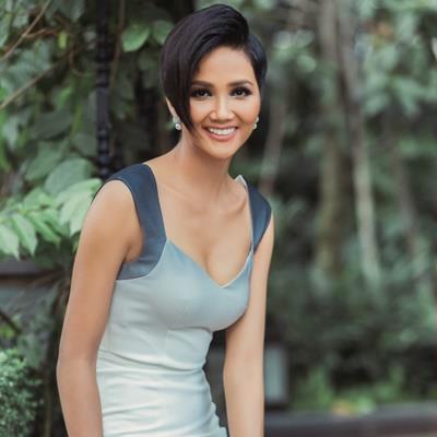 Có ai có tâm như H'Hen Niê, an ủi động viên Hoa hậu Hoàn vũ Indonesia sau trận động đất lịch sử