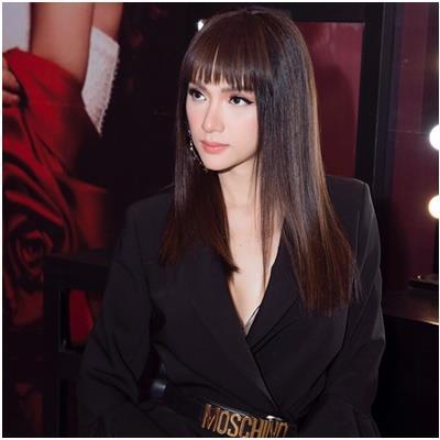 Hoa hậu Hương Giang