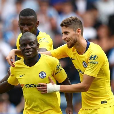 Đội hình tiêu biểu vòng 1 Ngoại hạng Anh 2018/19: Chelsea áp đảo, Mohamed Salah bất ngờ bật bãi!