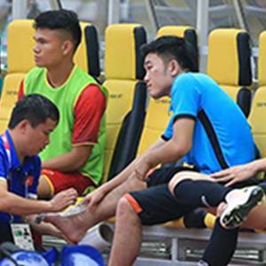 Dính chấn thương nặng, Xuân Trường có thể bỏ lỡ cả ASIAD 2018