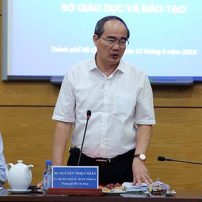 TP.HCM xem xét miễn học phí bậc THCS từ năm 2019