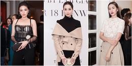 Dàn mỹ nhân Việt đọ sắc 'bất phân thắng bại' trên thảm đỏ thời trang