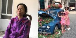 Người phụ nữ bị cần trục rơi tử vong: Đau xót người mẹ đơn thân gặp nạn trên đường đón con tan học
