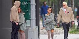Hậu bạn trai cũ qua đời, Ariana Grande lần đầu xuất hiện thất thần, xơ xác trên phố