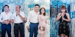 Sau scandal tố chồng cũ vũ phu, Lê Giang - Duy Phương bất ngờ 'đụng mặt' tại sinh nhật con trai