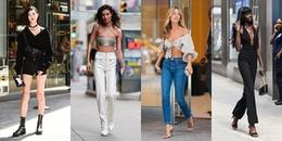 'Tan chảy' với dàn mẫu sắc vóc cực 'đốt mắt' khi casting Victoria's Secret Fashion Show 2018