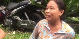 Sài Gòn: Người phụ nữ khóc ngất chứng kiến cảnh phòng trọ bị ngọn lửa thiêu rụi