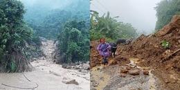 Lai Châu: Lũ quét bất ngờ khiến 3 người chết và mất tích, nhiều tuyến đường bị sạt lở, tắc nghẽn
