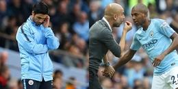 SỐC: Cầu thủ Man City 'bật' trợ lý HLV Mikel Arteta sau thất bại trước Olympic Lyon