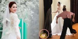yan.vn - tin sao, ngôi sao - Lộ ảnh Nhật Kim Anh bí mật đi thử váy cưới, chuẩn bị lên xe hoa lần 2?