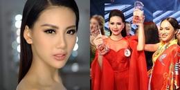 Cận nhan sắc của học trò Hương Giang đăng quang Siêu mẫu Việt Nam 2018