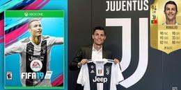 Lần đầu tiên Ronaldo và Messi 'ngồi chung mâm' trong FIFA 19