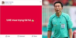 CĐM phẫn nộ với trọng tài chính bắt trận Olympic Việt Nam - Olympic UAE