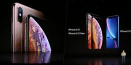 Khai tử iPhone X, Apple khiến iFan rụng rời với 'bộ 3 siêu phẩm' Xr, Xs và Xs Max