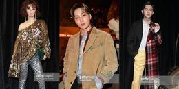 Thành viên EXO đẹp như nam thần, đọ sắc cùng dàn sao châu Á ở Paris Fashion Week 2018
