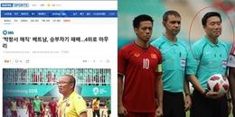 Cộng đồng mạng Hàn Quốc dành tình cảm to lớn cho các cầu thủ Olympic Việt Nam