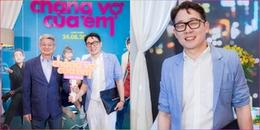 Biên kịch người Hàn Quốc, kể câu chuyện về việc sáng tác kịch bản 'Chàng vợ của em'