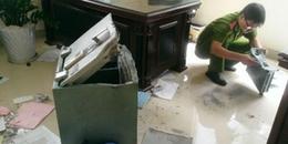 Sài Gòn: Két sắt công ty bị trộm 'viếng thăm' cuỗm gần 1 tỷ đồng