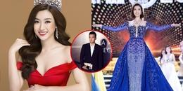 NTK Đỗ Long: 'Đỗ Mỹ Linh chắc là Hoa hậu nghèo nhất trong số các Hoa hậu Việt Nam'