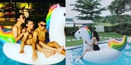 'Hội cầu thủ bạn thân' của Olympic Việt Nam khoe ảnh nghỉ dưỡng 'cực ngầu' sau ASIAD 2018