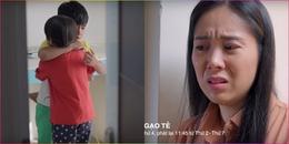 'Gạo nếp gạo tẻ' tập 55: Hương đau lòng báo tin ly hôn cho con