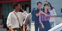 Choáng với nhan sắc của Song Hye Kyo: Đứng cạnh đàn em Park Bo Gum thua 11 tuổi vẫn trẻ trung hơn