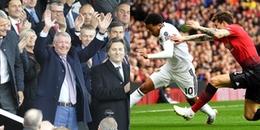 Chùm ảnh: Sir Alex trở lại, Man Utd vẫn mất điểm trước Wolves