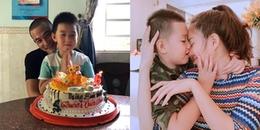 Lê Phương - Quách Ngọc Ngoan đánh lẻ tổ chức sinh nhật cho con trai 6 tuổi